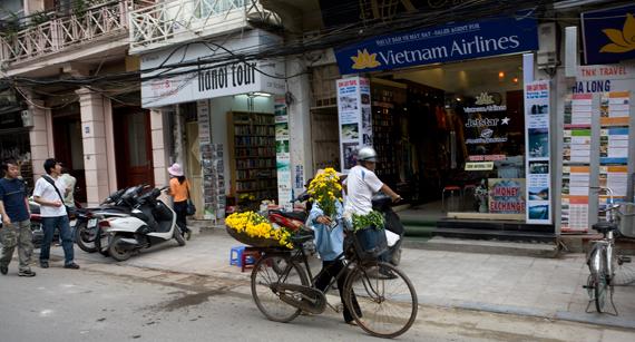 traces françaises au vietnam